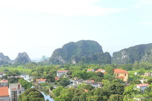 タムコックの景観 ハンムア、ベトナムの写真素材 [FYI01185525]