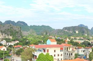 タムコックの景観 ハンムア、ベトナムの写真素材 [FYI01185526]