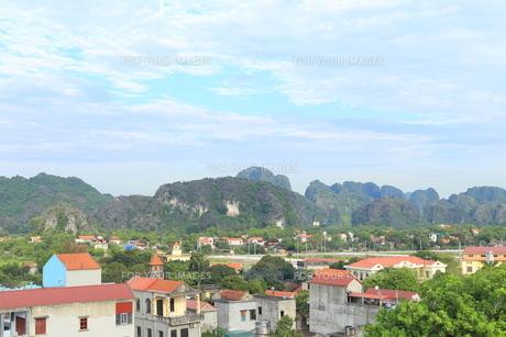 タムコックの景観 ハンムア、ベトナムの写真素材 [FYI01185527]