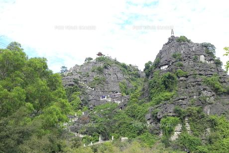 タムコックの景観 ハンムア、ベトナムの写真素材 [FYI01185529]