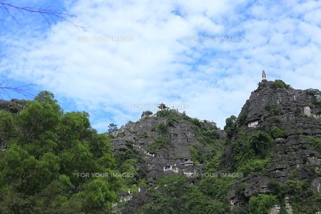 タムコックの景観 ハンムア、ベトナムの写真素材 [FYI01185530]