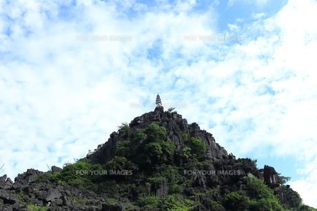 タムコックの景観 ハンムア、ベトナムの写真素材 [FYI01185534]