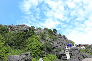 タムコックの景観 ハンムア、ベトナムの写真素材 [FYI01185535]