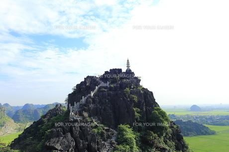 タムコックの景観 ハンムア、ベトナムの写真素材 [FYI01185538]