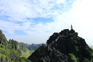 タムコックの景観 ハンムア、ベトナムの写真素材 [FYI01185539]