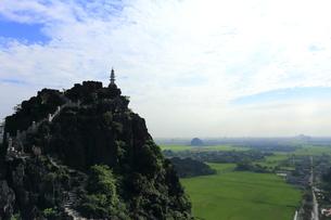 タムコックの景観 ハンムア、ベトナムの写真素材 [FYI01185540]