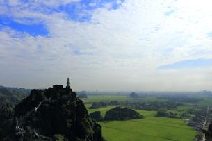 タムコックの景観 ハンムア、ベトナムの写真素材 [FYI01185541]