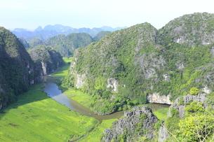 タムコックの景観 ハンムア、ベトナムの写真素材 [FYI01185546]