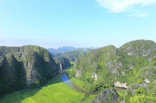 タムコックの景観 ハンムア、ベトナムの写真素材 [FYI01185547]