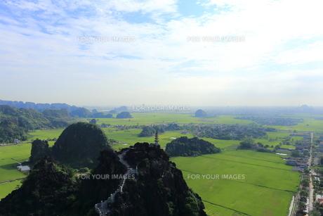 タムコックの景観 ハンムア、ベトナムの写真素材 [FYI01185549]