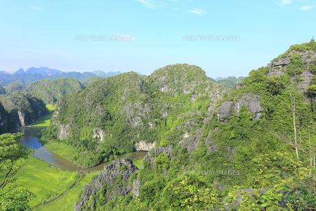 タムコックの景観 ハンムア、ベトナムの写真素材 [FYI01185550]