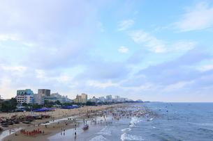 サムソンビーチ、タインホア、ベトナムの写真素材 [FYI01185564]