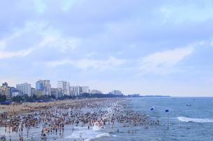 サムソンビーチ、タインホア、ベトナムの写真素材 [FYI01185569]