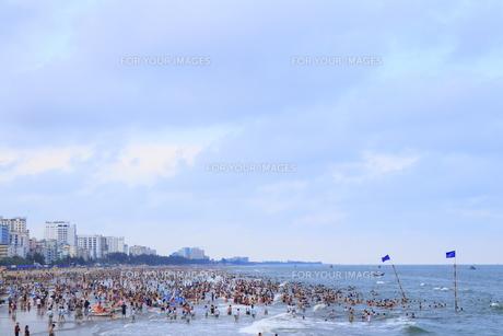 サムソンビーチ、タインホア、ベトナムの写真素材 [FYI01185575]