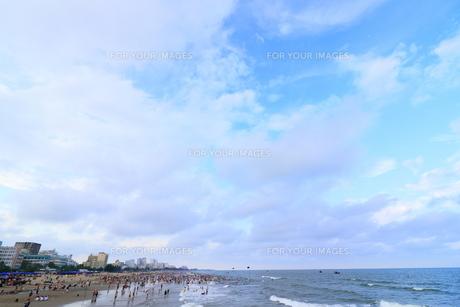 サムソンビーチ、タインホア、ベトナムの写真素材 [FYI01185580]