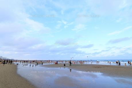 サムソンビーチ、タインホア、ベトナムの写真素材 [FYI01185581]