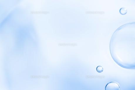 水、泡、水面、健康、イメージ、背景、素材の写真素材 [FYI01186228]