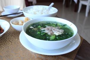 カインクワ、ベトナムの食品の写真素材 [FYI01186262]