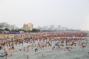 サムソンビーチ、タインホア、ベトナムの写真素材 [FYI01186269]