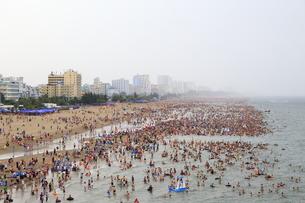 サムソンビーチ、タインホア、ベトナムの写真素材 [FYI01186270]