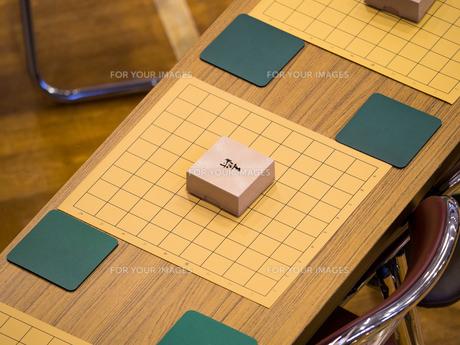 指導将棋の写真素材 [FYI01186591]