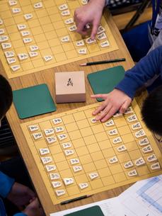 将棋大会の写真素材 [FYI01186595]