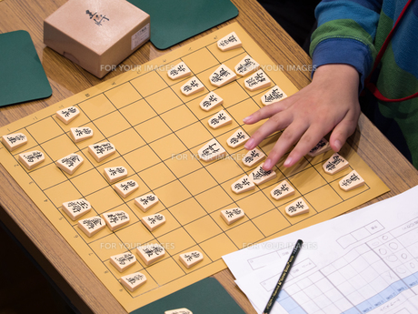 将棋大会の写真素材 [FYI01186597]