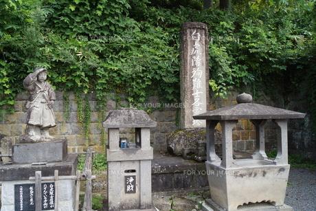 会津若松の町並み(会津飯盛山)の写真素材 [FYI01187106]