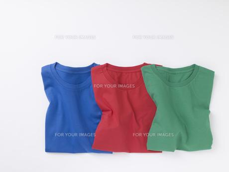 Tシャツの写真素材 [FYI01187722]