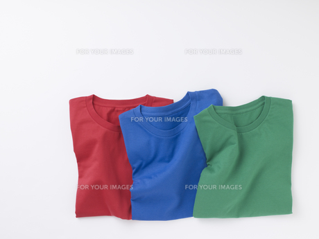 Tシャツの写真素材 [FYI01187723]