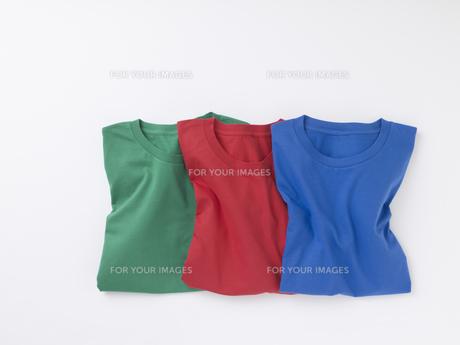 Tシャツの写真素材 [FYI01187725]