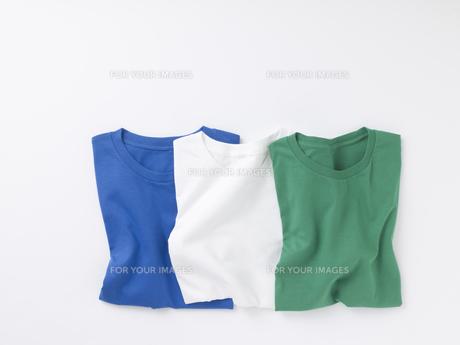 Tシャツの写真素材 [FYI01187726]
