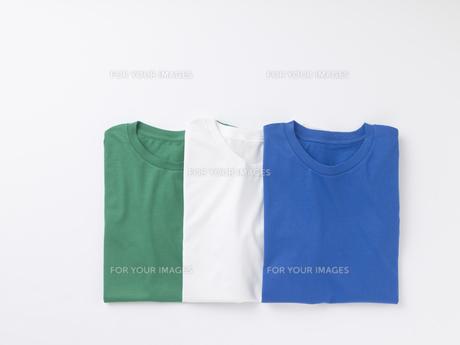 Tシャツの写真素材 [FYI01187737]