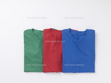 Tシャツの写真素材 [FYI01187739]
