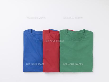Tシャツの写真素材 [FYI01187741]