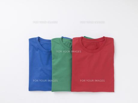 Tシャツの写真素材 [FYI01187743]