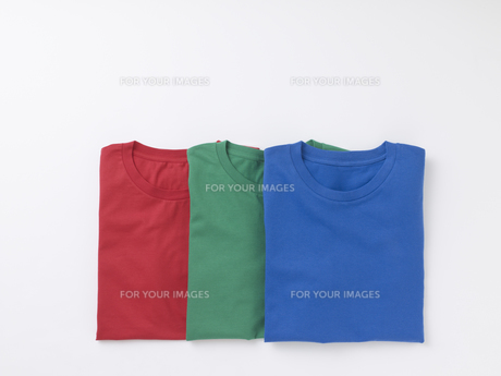 Tシャツの写真素材 [FYI01187745]