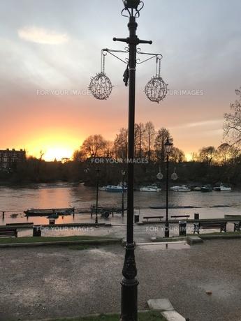 ロンドンの風景の写真素材 [FYI01188026]