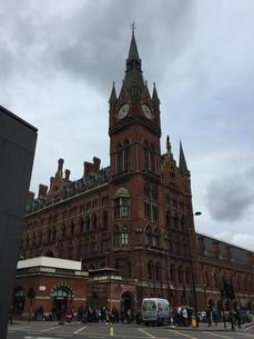 ロンドンの風景の写真素材 [FYI01188032]