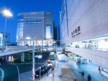 北千住駅前 東京都の写真素材 [FYI01188391]
