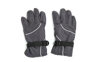 防寒用の手袋の写真素材 [FYI01189037]