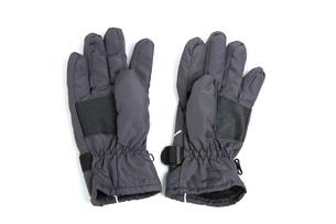 防寒用の手袋の写真素材 [FYI01189038]