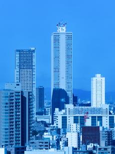 池袋の高層ビル群の写真素材 [FYI01189061]