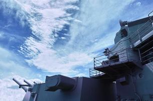 戦艦の写真素材 [FYI01189086]