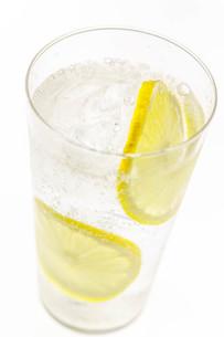 レモンソーダの写真素材 [FYI01189128]