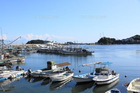 鞆の浦の風景の写真素材 [FYI01189282]