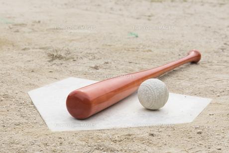 草野球イメージの写真素材 [FYI01189298]