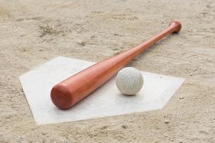 草野球イメージの写真素材 [FYI01189299]