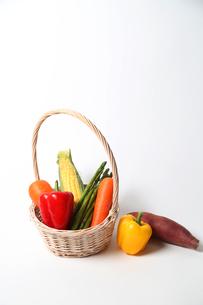 野菜集合の写真素材 [FYI01189320]