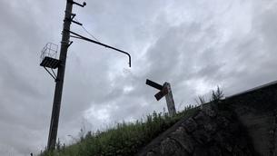 廃線の写真素材 [FYI01190160]
